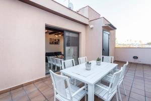 Apartment with Terrace (6 Adults)