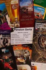 Penzion Gerta, Vendégházak  Český Krumlov - big - 27
