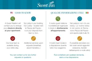 Sweet Inn San Cosimato, Ferienwohnungen  Rom - big - 20