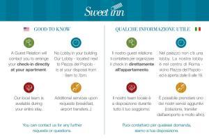 Sweet Inn San Cosimato, Apartmány  Řím - big - 20