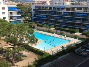 Le Grand Large Caravelle 3, Apartments  Cagnes-sur-Mer - big - 6