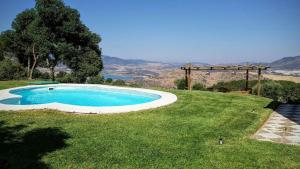 Villa Los Almendros, Dovolenkové domy  El Gastor - big - 22