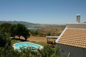 Villa Los Almendros, Dovolenkové domy  El Gastor - big - 16