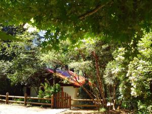 Hotel Salto del Carileufu, Hotely  Pucón - big - 127