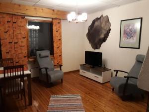 Kuukkeli Cottage, Dovolenkové domy  Ivalo - big - 3