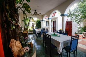 Hotel Zamna, Hotels  Mérida - big - 51