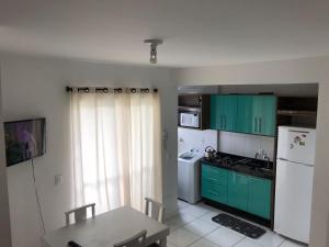 Apartamento 2 quartos, Апартаменты  Porto Belo - big - 1