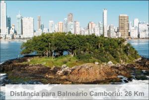 Apartamento 2 quartos, Апартаменты  Porto Belo - big - 5