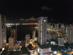 Apartamento en cartagena con vista al Mar /MakroTours, Apartments  Cartagena de Indias - big - 11