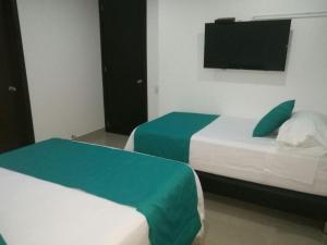 Apartamento en cartagena con vista al Mar /MakroTours, Апартаменты  Картахена - big - 8