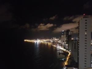 Apartamento en cartagena con vista al Mar /MakroTours, Apartments  Cartagena de Indias - big - 8