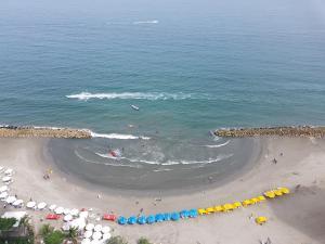 Apartamento en cartagena con vista al Mar /MakroTours, Apartments  Cartagena de Indias - big - 13