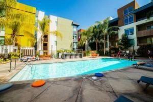 Sunset Suites Apartment, Apartmanok  Los Angeles - big - 10