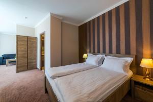 Sky Hotel, Отели  Орадя - big - 17