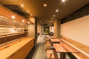Hotel Ethnography - Gion Furumonzen, Szállodák  Kiotó - big - 47