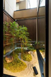 Hotel Ethnography - Gion Furumonzen, Szállodák  Kiotó - big - 42