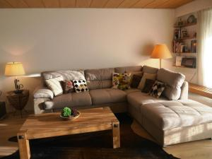 Heidi-Immo Ner A1, Apartments  Flims - big - 17