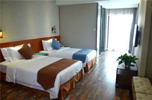 Mantaihu Four Season Guesthouse Suzhou Waipoqiao, Pensionen  Suzhou - big - 8