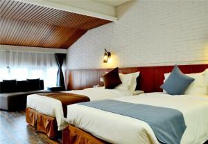 Mantaihu Four Season Guesthouse Suzhou Waipoqiao, Penzióny  Suzhou - big - 7