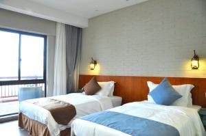 Mantaihu Four Season Guesthouse Suzhou Waipoqiao, Pensionen  Suzhou - big - 3