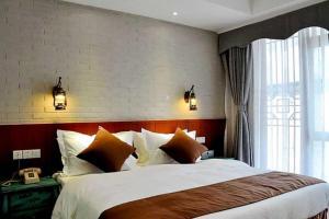 Mantaihu Four Season Guesthouse Suzhou Waipoqiao, Penzióny  Suzhou - big - 12