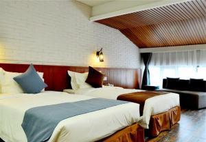Mantaihu Four Season Guesthouse Suzhou Waipoqiao, Pensionen  Suzhou - big - 9