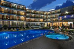 3 hviezdičkový hotel Hotel Miramar - Half Board Sozopol Bulharsko