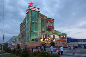 Отель Абсолют, Арсеньев