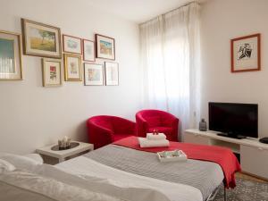 La Casa di Giò, Apartmanok  Verona - big - 24