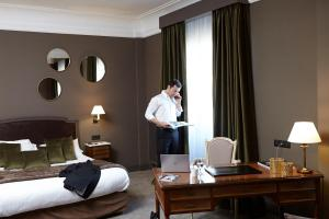 Hotel Carlton, Hotely  Lille - big - 5