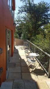 Номер-студио с видом на сад