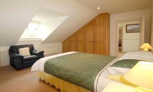 Honeysuckle Lodge, Holiday homes  Clifden - big - 12