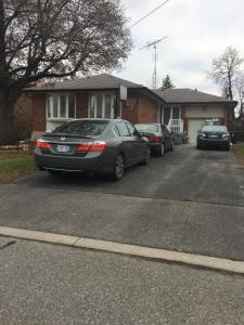 One Bedroom Basement Apartment in North York, Ferienwohnungen  Toronto - big - 2