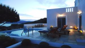Villa Myrto, Villen  Alonnisos Old Town - big - 4