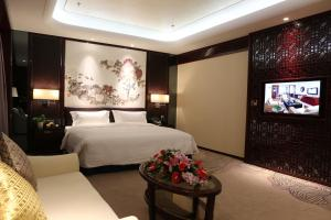 Oriental Garden Business King Room