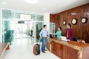 Phonepadith Hotel, Hotels  Thakhek - big - 38