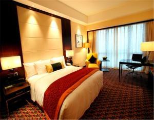 Представительский двухместный номер с 1 кроватью или 2 отдельными кроватями и видом на город