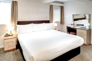 Best Western Weymouth Hotel Rembrandt, Отели  Уэймут - big - 9