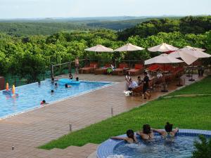 Ratanakiri Paradise Hotel & SPA, Hotels  Banlung - big - 1