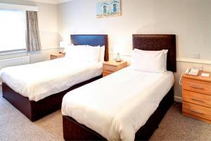 Best Western Weymouth Hotel Rembrandt, Отели  Уэймут - big - 11