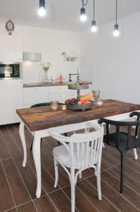 Anita Home, Apartmány  Gyenesdiás - big - 21