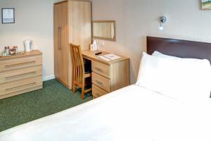 Best Western Weymouth Hotel Rembrandt, Отели  Уэймут - big - 12
