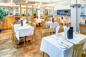 Best Western Weymouth Hotel Rembrandt, Отели  Уэймут - big - 34
