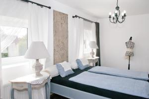 Anita Home, Apartmány  Gyenesdiás - big - 27