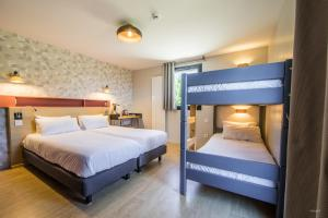 Archipel Volcans, Hotel  Saint-Genès-Champanelle - big - 3