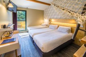 Archipel Volcans, Hotel  Saint-Genès-Champanelle - big - 5
