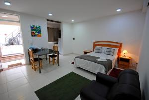 Villa Guiseppe, Apartments  Asuncion - big - 12