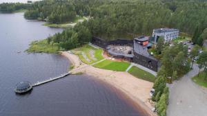 Accommodation in Finland Proper