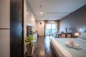 Christina's Hanoi - Lancaster City Living, Apartmány  Hanoj - big - 3