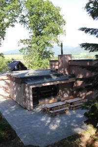 3 hvězdičkový chata Vila Lom Velké Losiny Česko